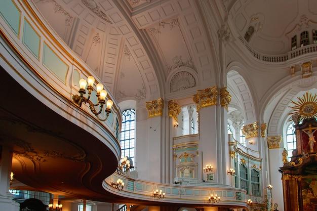Saint peter's church in hamburg Premium Photo