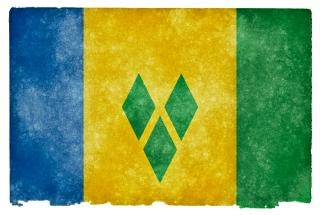 Saint vincent and the grenadines grunge Free Photo