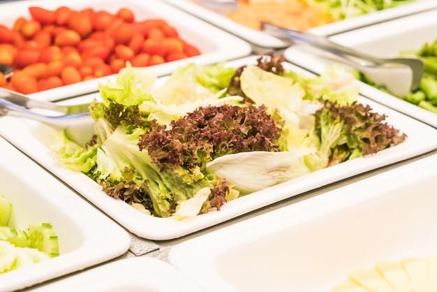 Salad bar Free Photo