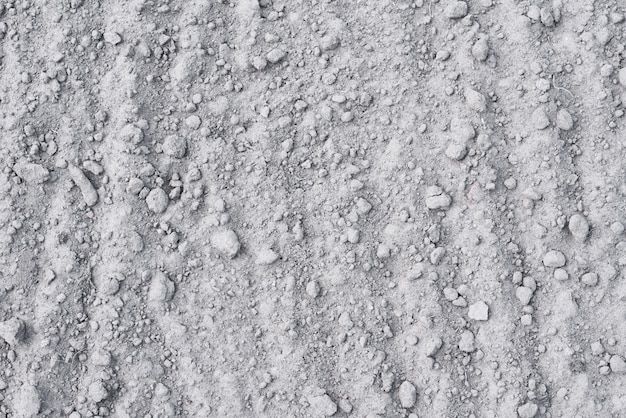 石の背景と砂 Premium写真