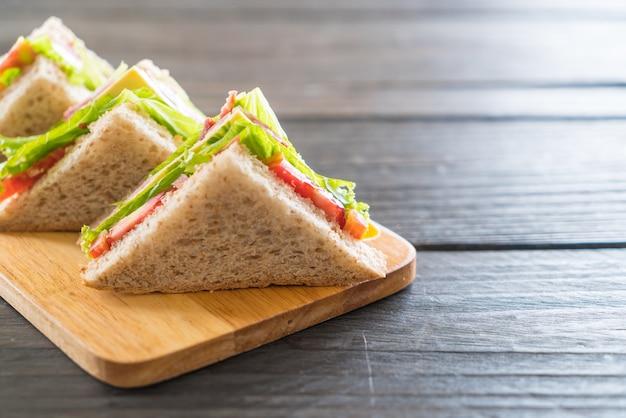 サンドイッチ 無料写真