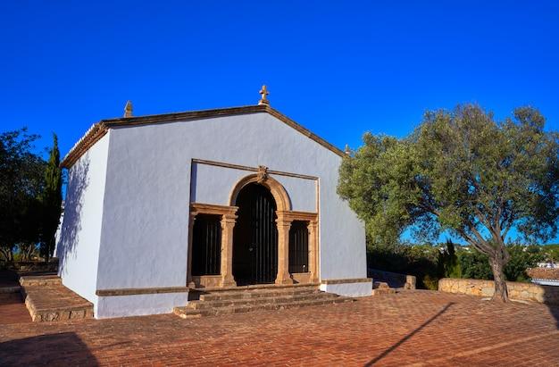 Sant joan hermitage church in denia Premium Photo