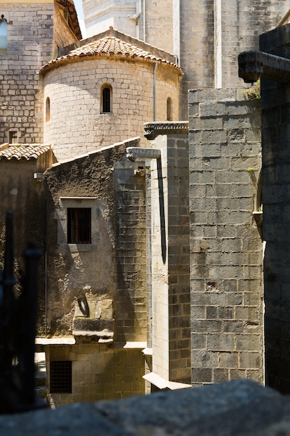 Sant pere de galligants in girona Free Photo