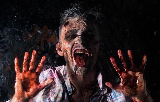 Страшный костюм зомби косплей Бесплатные Фотографии