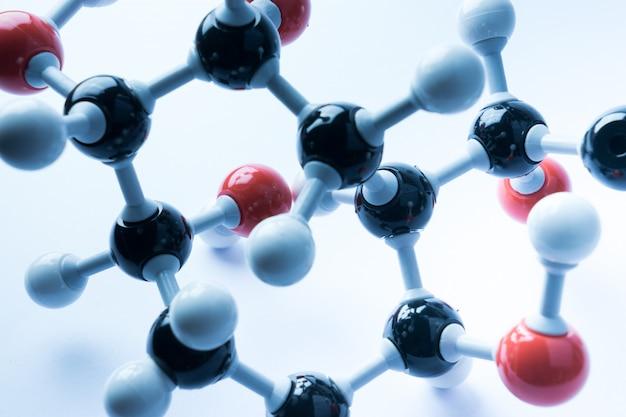 Science molecular dna model structure business concept Premium Photo