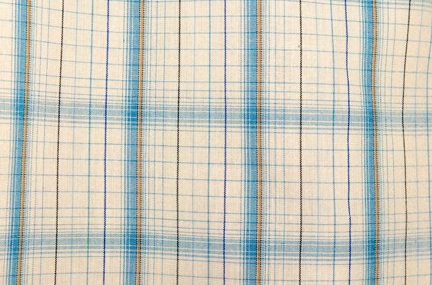 Scottish fabric pattern Premium Photo