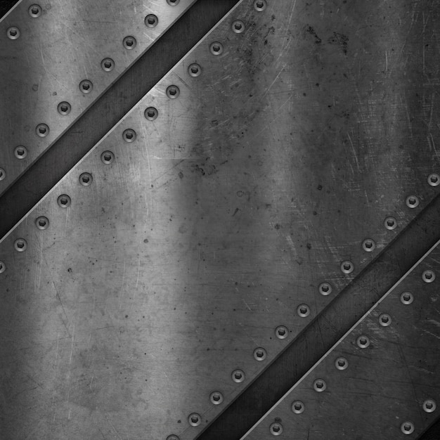 scratched grunge metal background photo free download