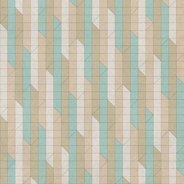 Seamless geometric background. pattern on paper texture Premium Photo
