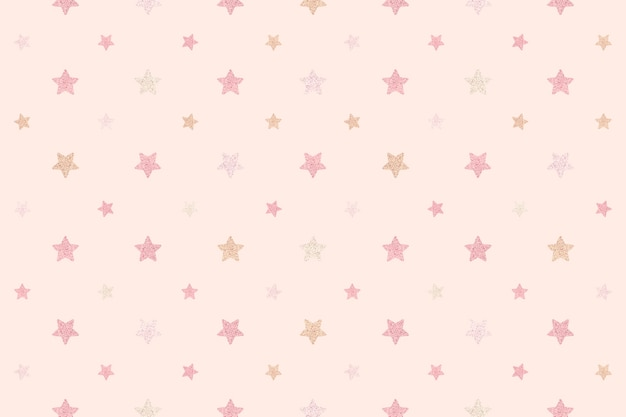 원활한 윤기 핑크 별 디자인 리소스 무료 사진