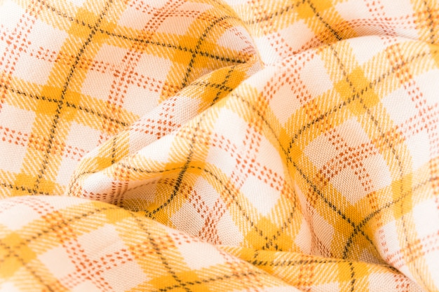 Seamless tartan plaid pattern Free Photo