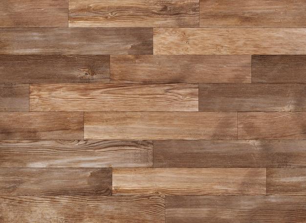 Бесшовные текстуры древесины, текстура деревянного пола Premium Фотографии