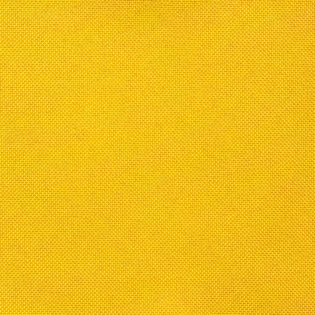 Seamless yellow fabric texture for background Free Photo