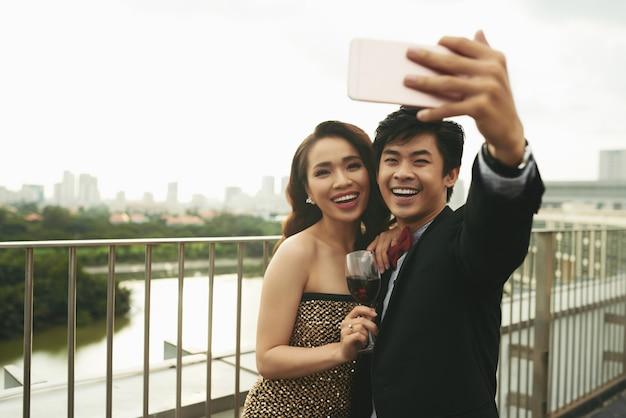 Selfie Free Photo