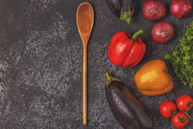 調理用野菜セット Premium写真