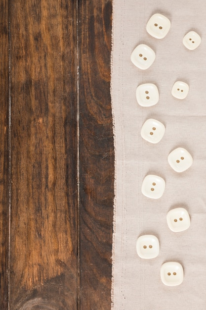 Sewing buttons Free Photo
