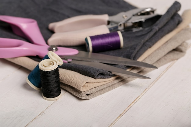 Sewing tools Free Photo