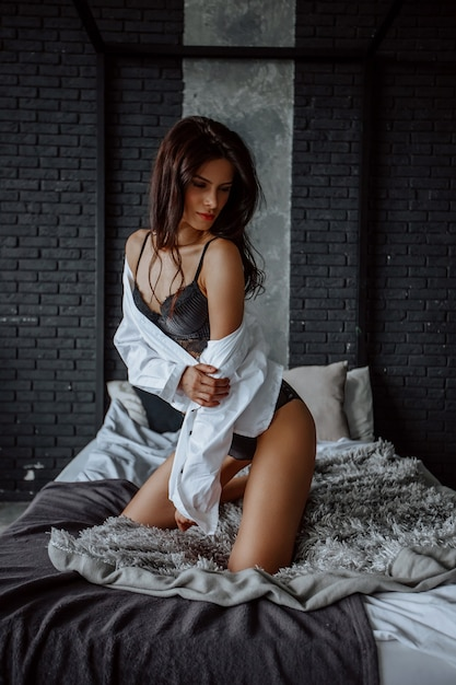Girl sexy bed 13 Sex