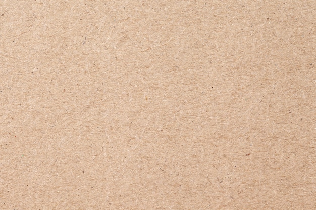 Sheet of brown paper texture background Premium Photo