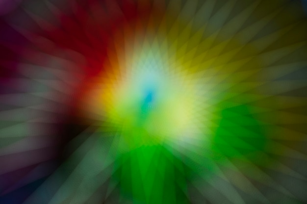 Shimmering blur spot lights on neon abstract background Free Photo