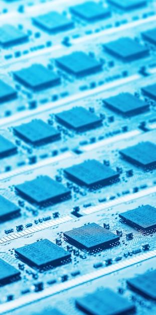 Shiny computer parts Free Photo