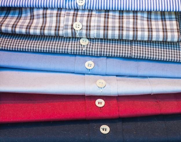 Shirts group Premium Photo