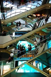 Centro commerciale ascensore Foto Gratuite
