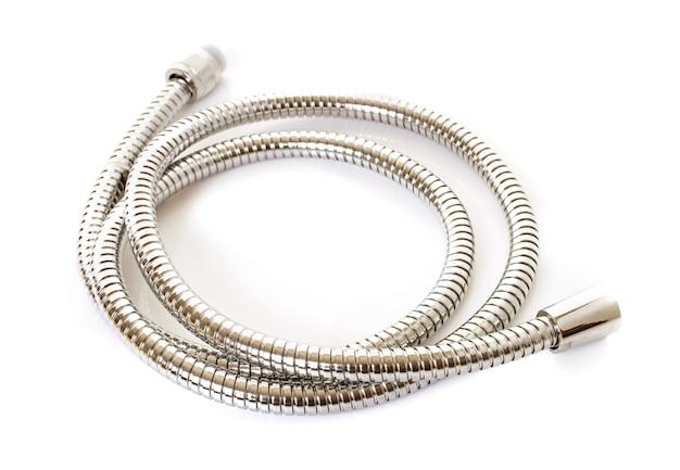 Shower hose in studio Premium Photo