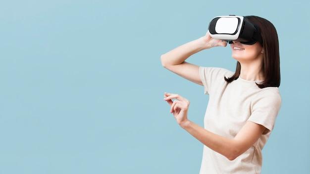 Разработка в VR