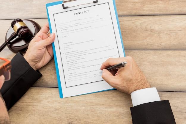 Подписание документов Бесплатные Фотографии