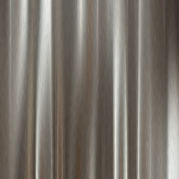 Silver brushed metal background Free Photo