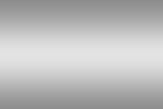 Silver gradient background Premium Photo