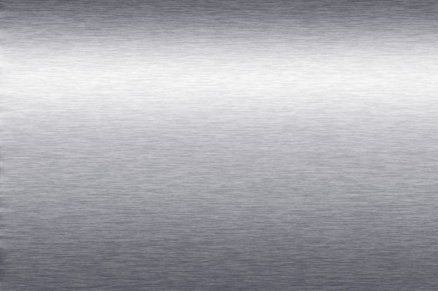 은색 금속 질감 된 배경 무료 사진