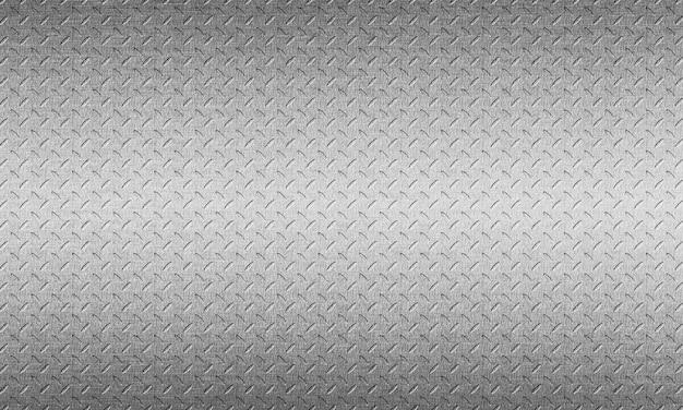 Серебряная сталь фоновой текстуры Premium Фотографии