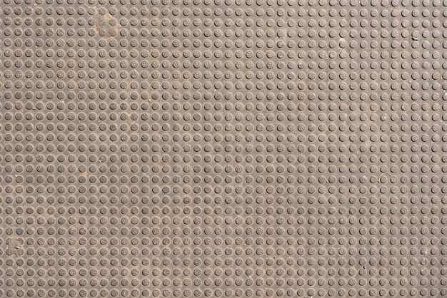 Simple patterned metal background Free Photo
