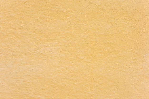 Simple yellow wall background texture Premium Photo