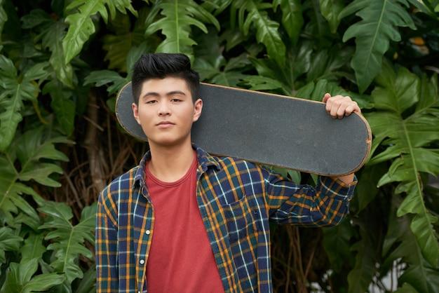 Skateboarder Free Photo