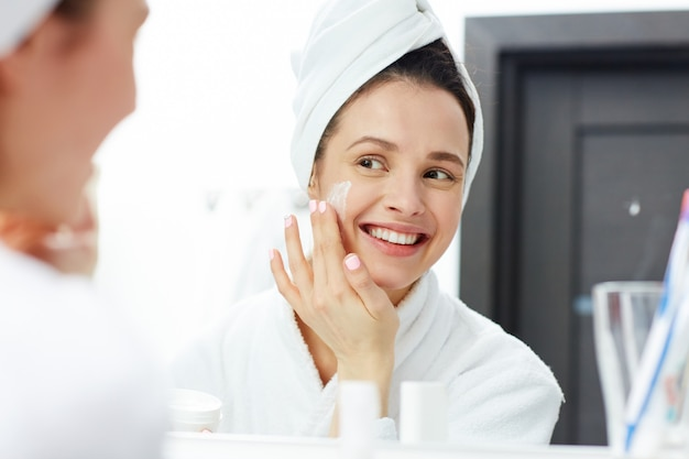 Skin care Free Photo