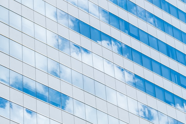 Sky modern houston facade glass Free Photo