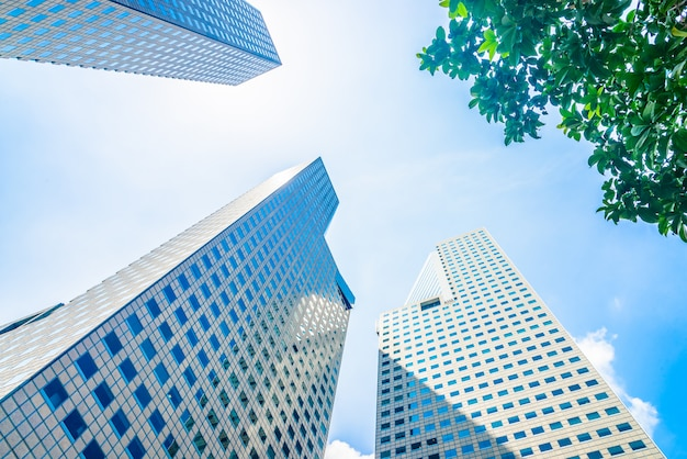 Skyscraper building Free Photo