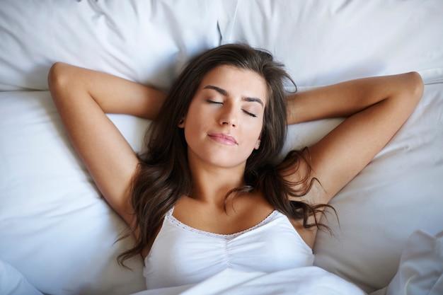 Сон - лучший способ восстановить силы Бесплатные Фотографии