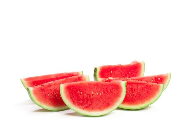 Slice of watermelon Premium Photo