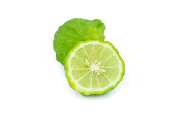 Sliced bergamot Premium Photo