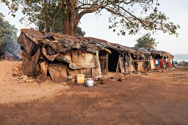 Slum Premium Photo