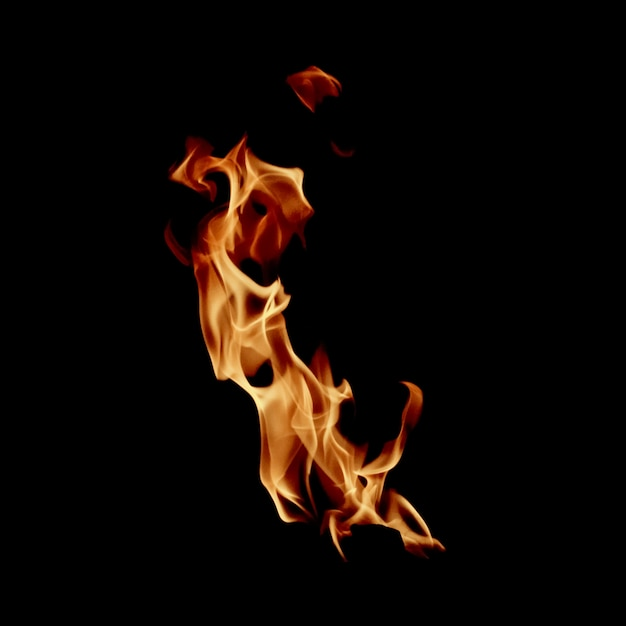 Small blaze of fire 23 2147763651