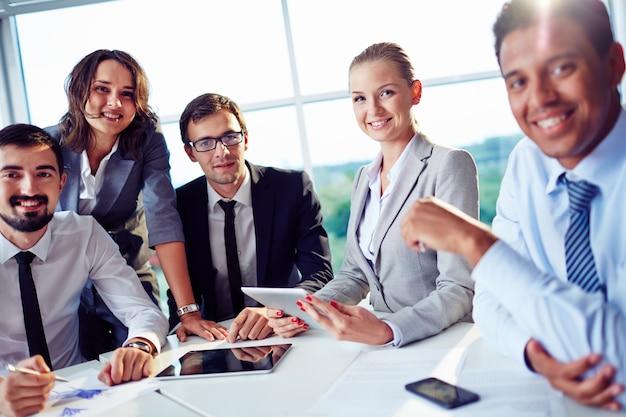 Business meeting photos free