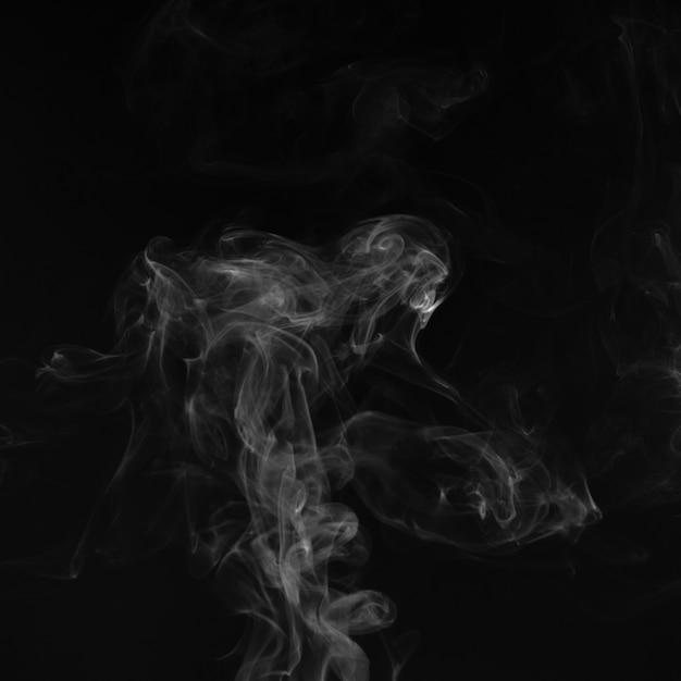 Дым абстрактный Premium Фотографии