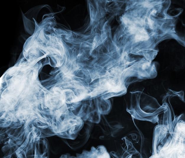 Smoke background Premium Photo
