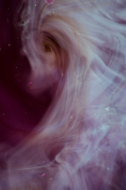 Smoke drained into a vortex abstract Free Photo
