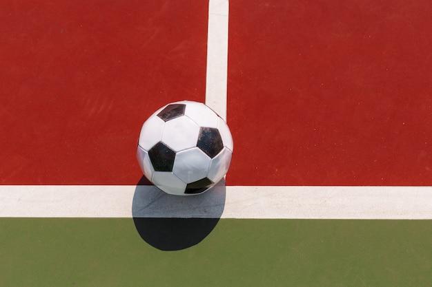 Soccer ball Premium Photo