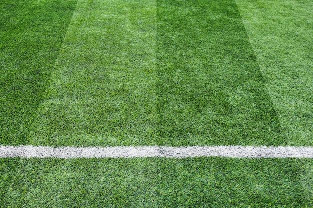 Soccer football grass field Premium Photo